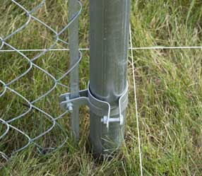 Fence Post without concrete
